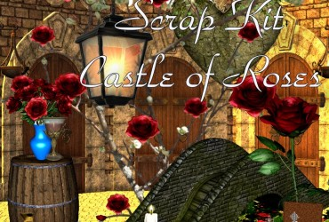 ScrapKitCastle of Roses